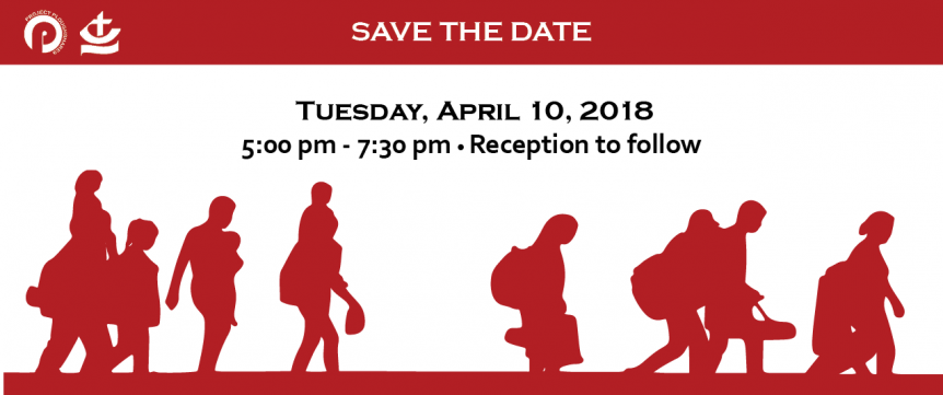 Save the date: April 10, 2018 | Project Ploughshares
