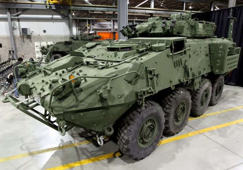 Military Vehicles For Sale Canada >> Time For Answers Letter To Trudeau On The Saudi Arms Deal